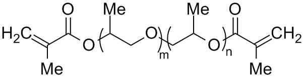 Poly(propylene glycol) (400) dimethacrylate (PPGDMA 400)