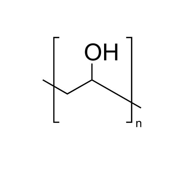Poly(vinyl alcohol), MW 125000, 88% hydrolyzed (PVA 125K 88%)