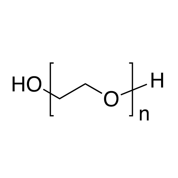 Poly(ethylene glycol), MW 3400,  pharma grade (PEG 3400)