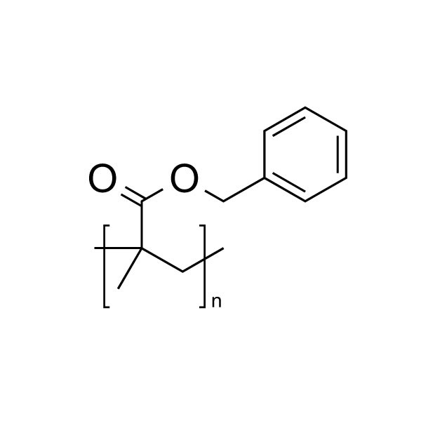 Poly(benzyl methacrylate)