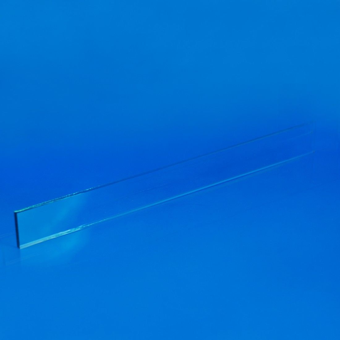 Glass Strips, Ultra Microtome, 380mm x 25mm x 6mm thick