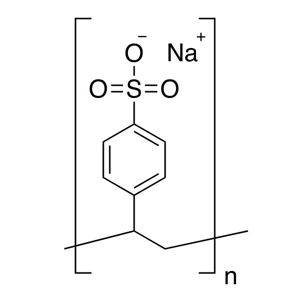Poly(styrenesulfonic acid), sodium salt (MW 75,000)