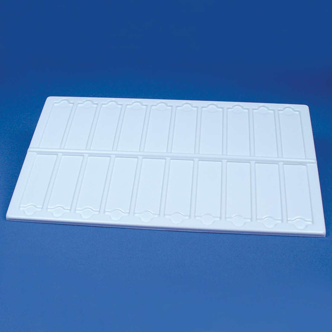 Microscope Slide Temporary Storage Tray