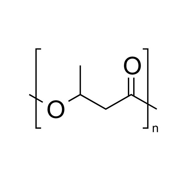 Poly[(R)-3-hydroxybutyrate], MW ~2000