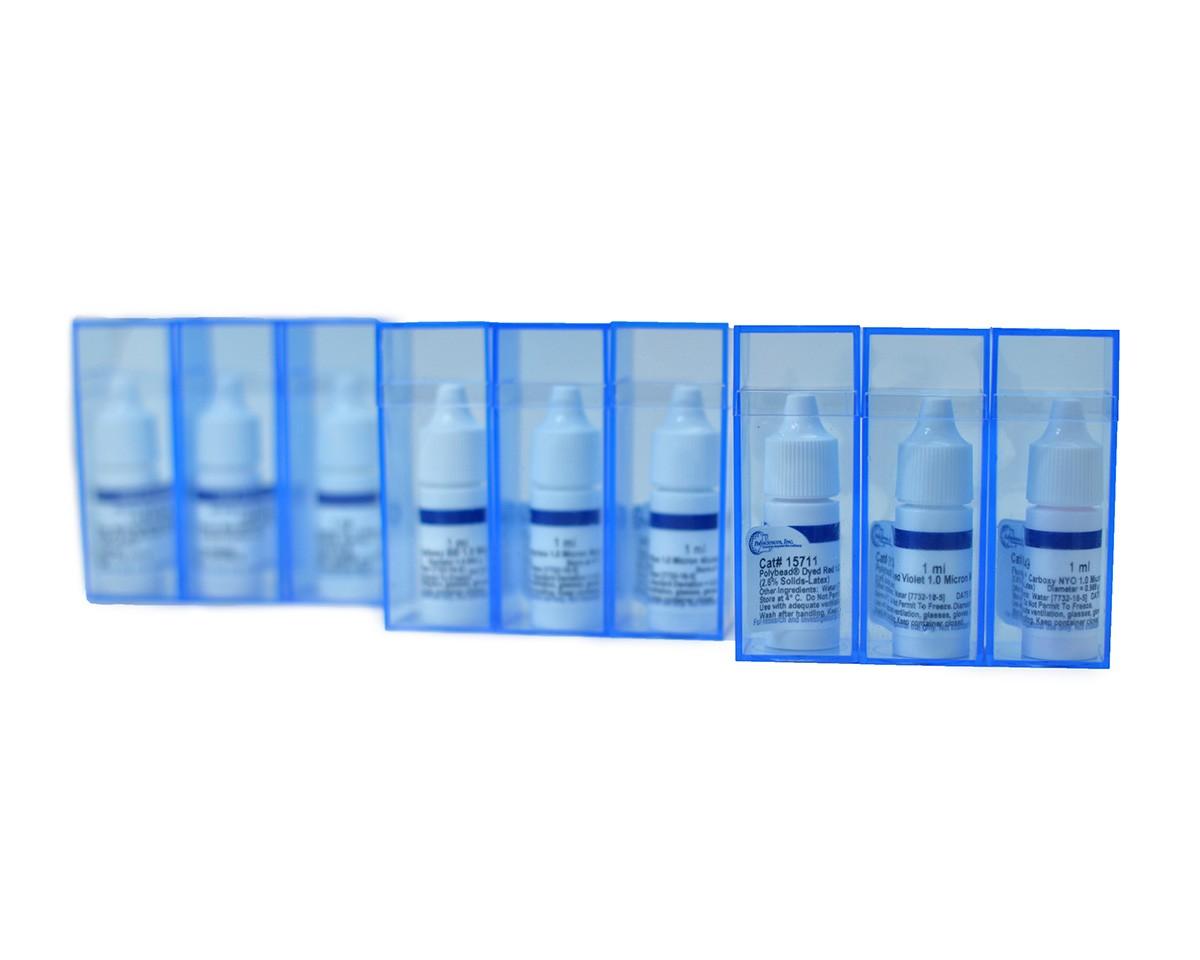 Polybead® Dyed Microsphere Kit II