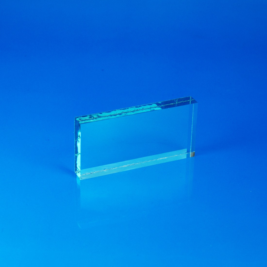 Glass, Ultra Microtome, 100mm x 50mm x 12mm thick