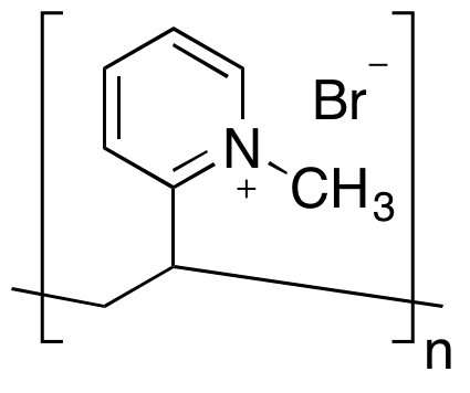 Poly(2-vinyl-1-methylpyridinium bromide), 20% soln. <br>in water