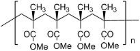 Poly(methyl methacrylate), isotactic, reference standard