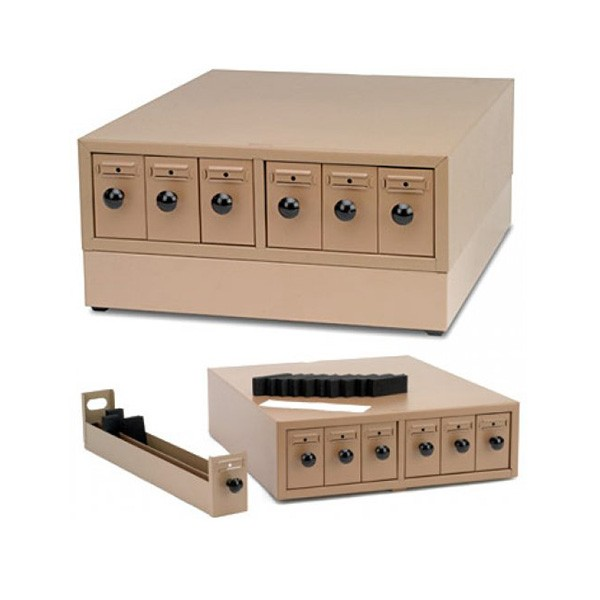 Microscope Slide Storage Cabinet Base Unit
