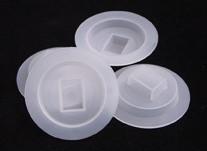 Embedding Molds, Polyethylene, Light Microscopy - 19mm x 13mm