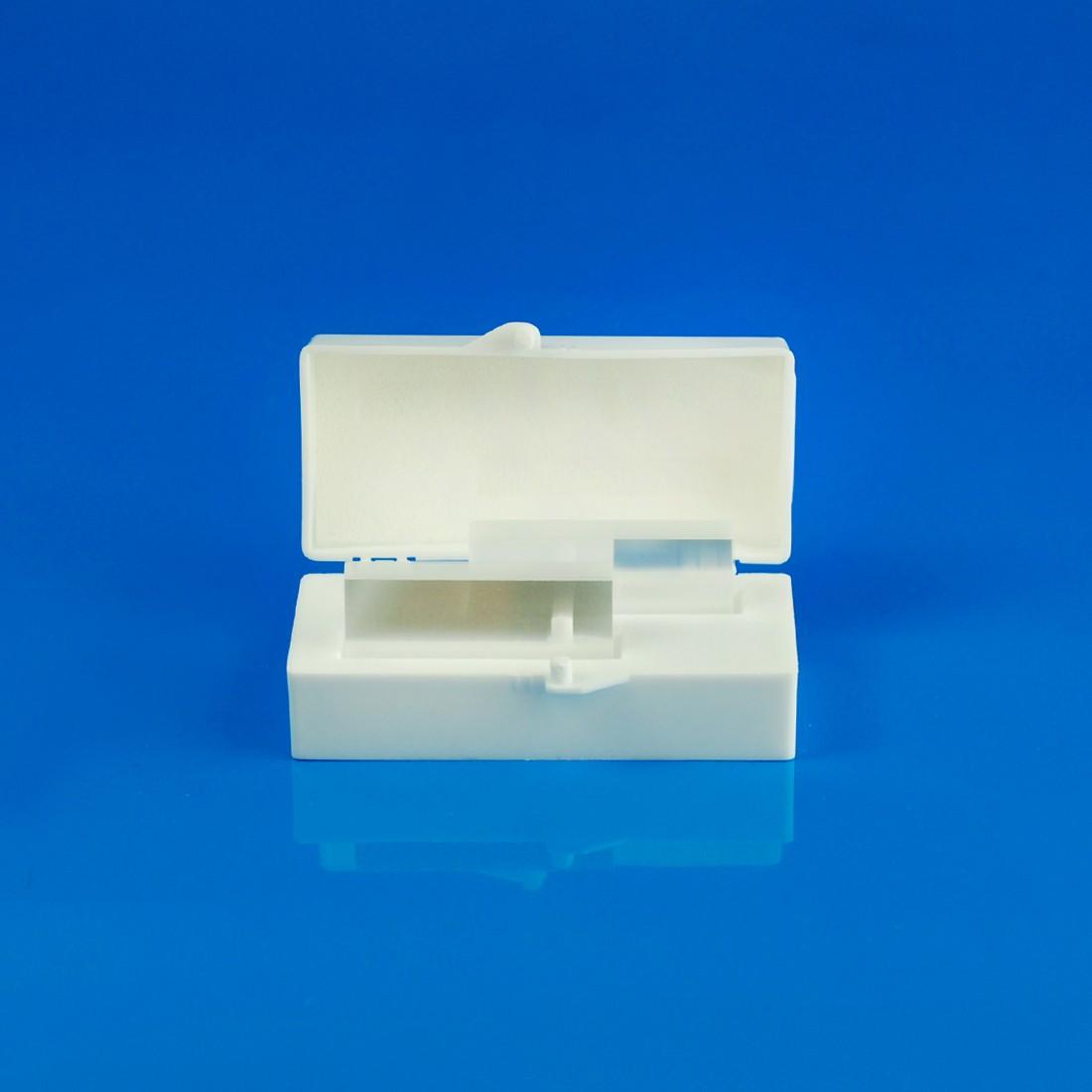 Microscope Slide Coverslips, Glass, 24mm x 40mm