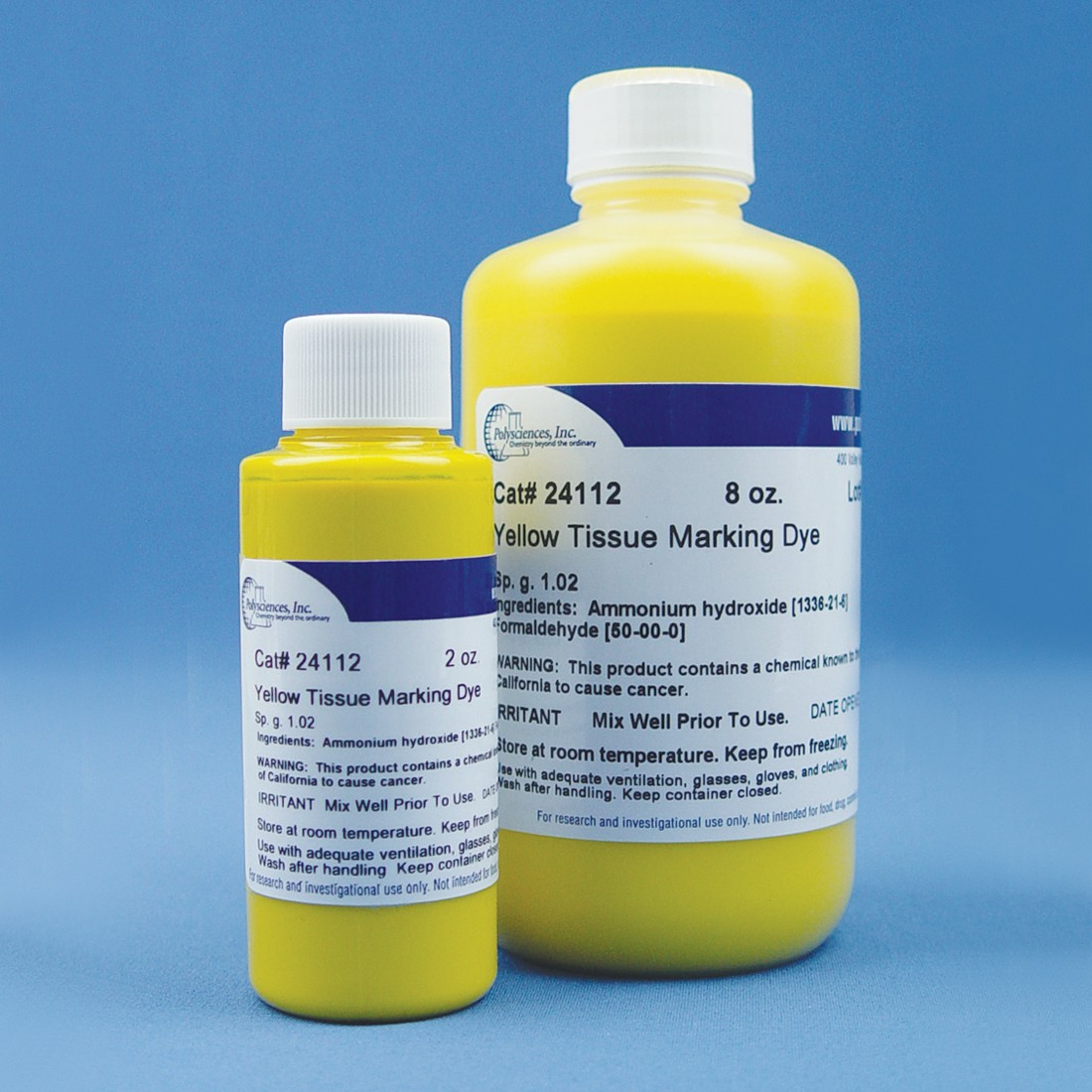 Marking Dye for Tissue - Yellow