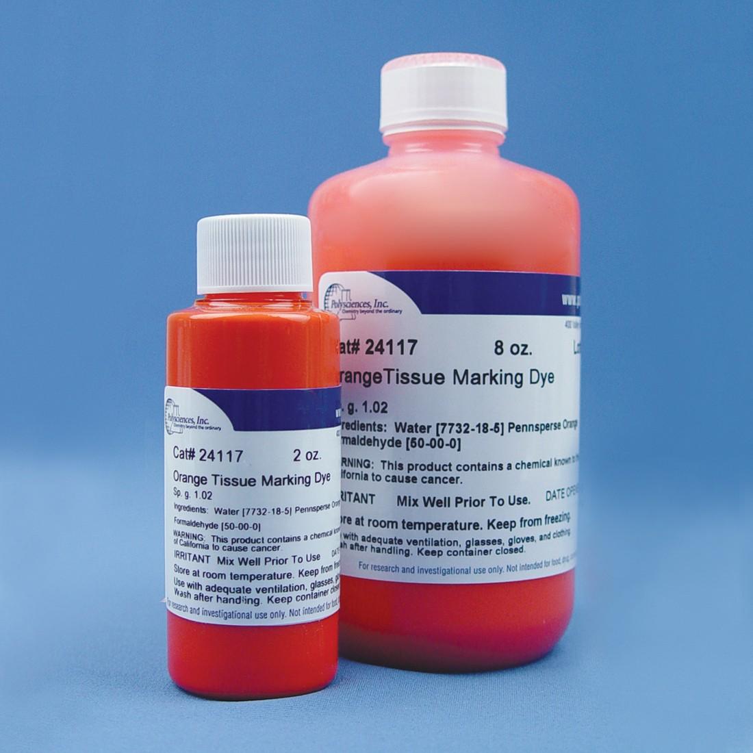 Marking Dye for Tissue - Orange