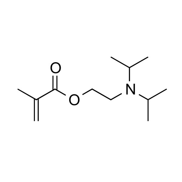 2-Diisopropylaminoethyl methacrylate