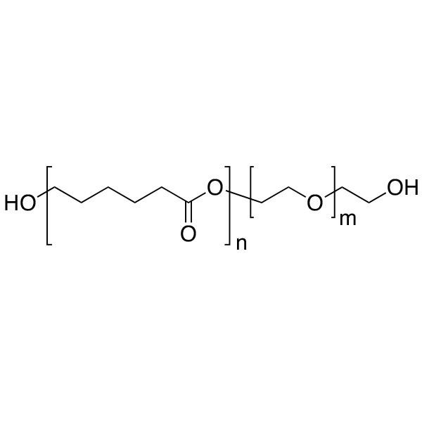 PCL(1,000)-b-PEG(5,000), Diblock Polymer