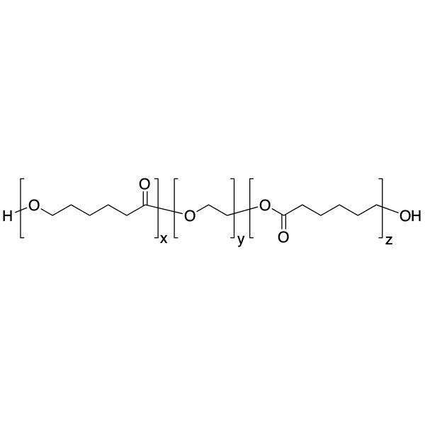 PCL(1,000)-b-PEG(1,000)-b-PCL(1,000), Triblock Polymer