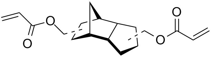 Tricyclodecane dimethanol diacrylate