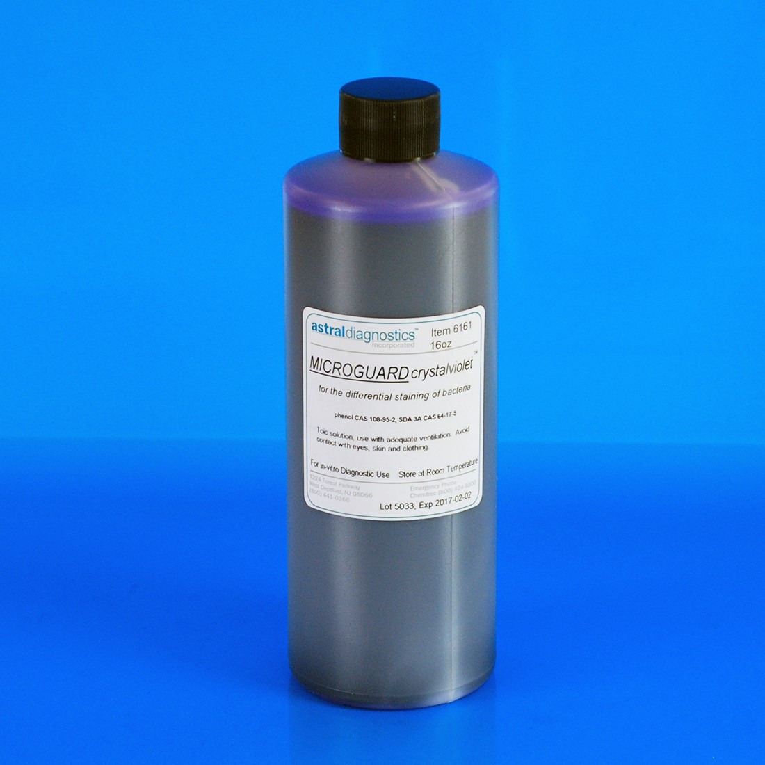 Microguard Crystal Violet