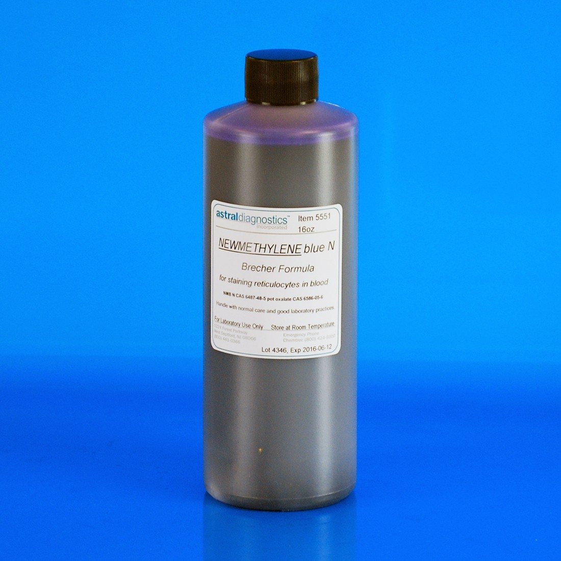 New Methylene Blue | Polysciences, Inc.