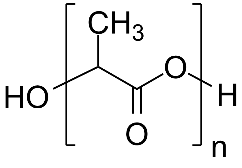 Poly(D,L-lactide), IV 0.2 dl/g, acid-terminated